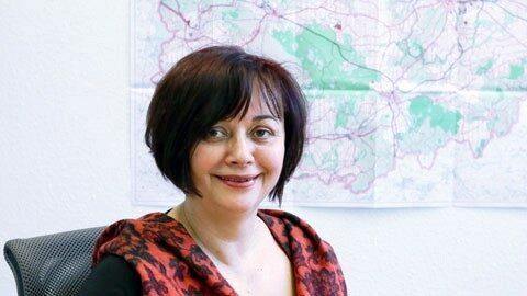 Porträt Marion Rosinus